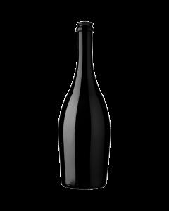Bouteille à champagne 75cl noire Collio