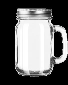 Tasse à thé Mason Jar 49.5cl
