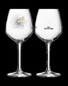 Verre à vin Robusto 37cl Foire du Valais 2019