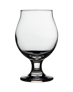 Tulip beer glass Belgian Beer 38.4cl