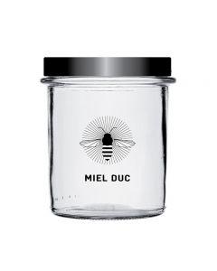 Personalised honey jar