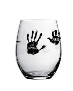 Personalisierte Gläser