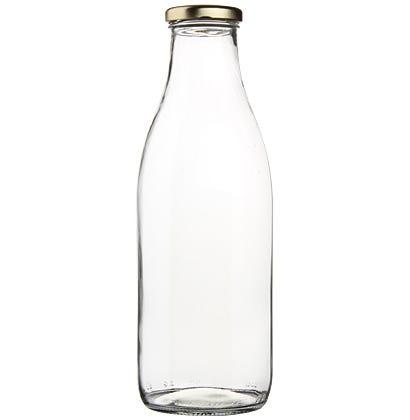 Bouteilles à lait