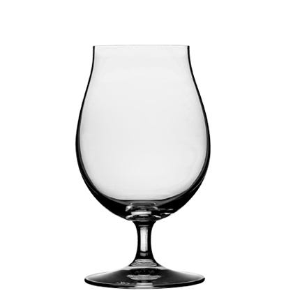Tulip beer glasses